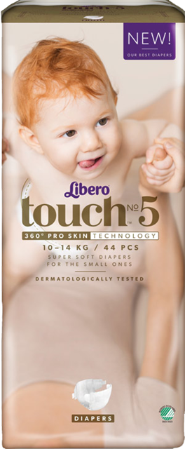 Touch åben ble 5